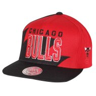 Mitchell & Ness Snapback HWC Sharktooth Chicago Bulls