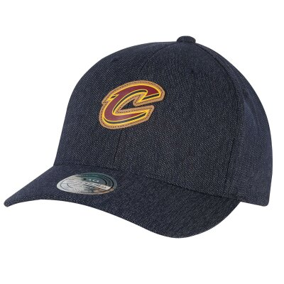 Mitchell & Ness Curved Snapback NBA Kraft 110 Cleveland Cavaliers