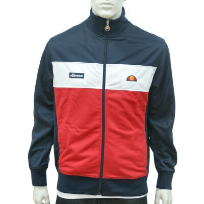 Ellesse Trainingsjacke Caprini navy/white/red