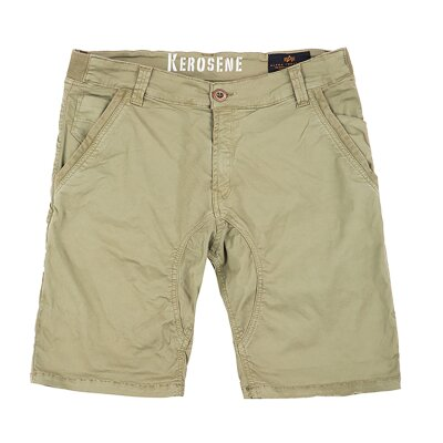 Alpha Industries Kerosene Short light olive