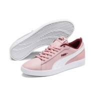 PUMA Damen Schuh Smash V2 Leder bridal rose/fired...