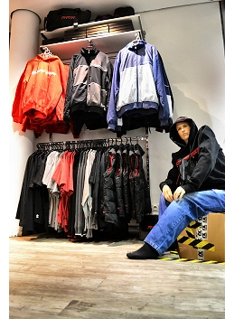 Pusher Apparel Auswahl im Release 36 Store Frankfurt!